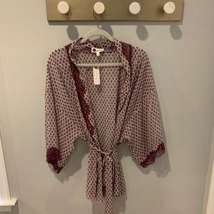 NWT Anthropologie Floreat robe